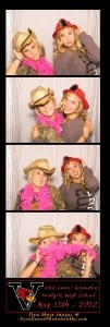 tulsa photo booth prom party rental
