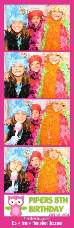 tulsa photo booth birthday party rental