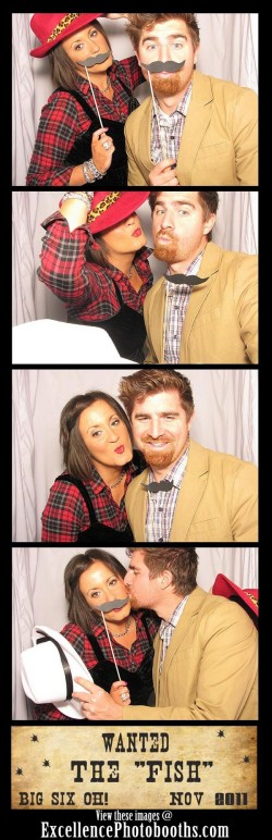 tulsa photo booth birthday party