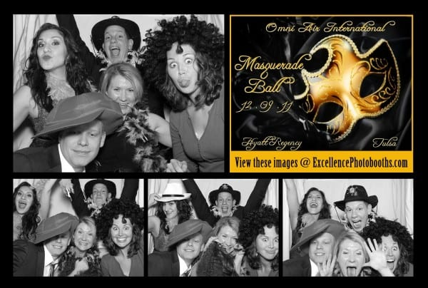 tulsa photo booth corporate party rental